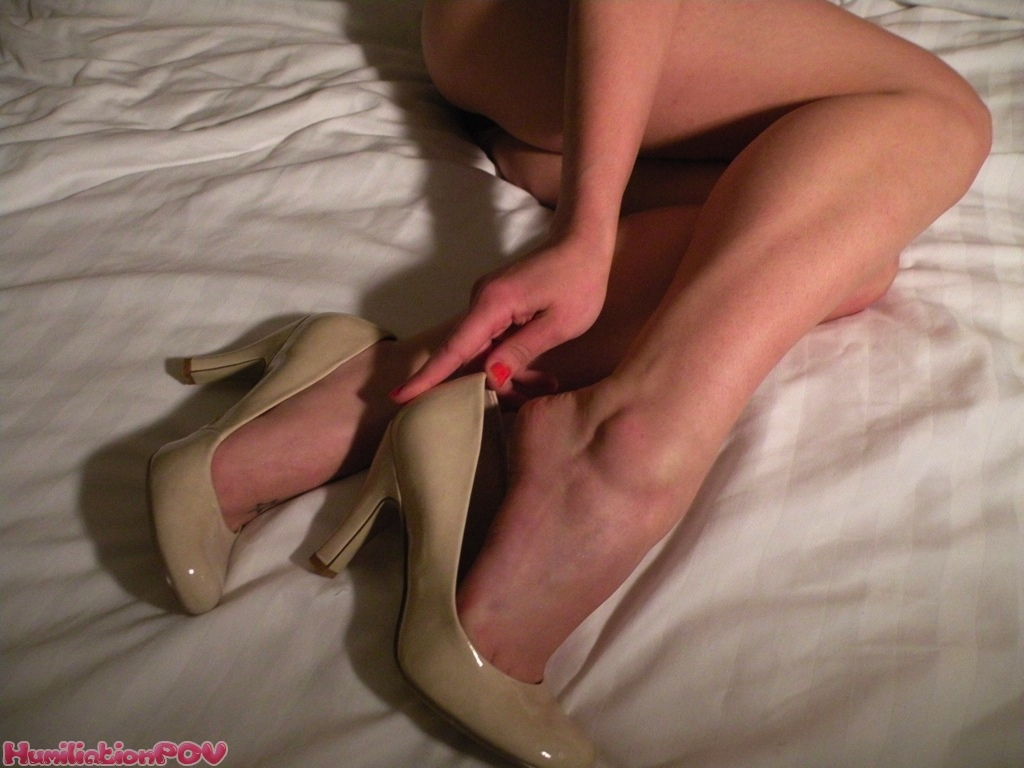 heels humiliation pov